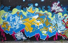 Graffiti at Stockwell 07-16 Tributes to Robbo (8) (geoffKR) Tags: london graffiti robbo
