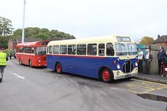 IMGC7983 Brutonian OVL494 Devon General 1563 Warminster 1 Oct 17 (Dave58282) Tags: bus lincolnshire 2485 ovl494 brutonian preserved