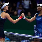 Venus Williams, Garbine Muguruza