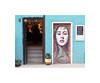 9040579 (ufuk tozelik) Tags: store paint wall customer shopping flowerpot stairs inside lamp teal urban street