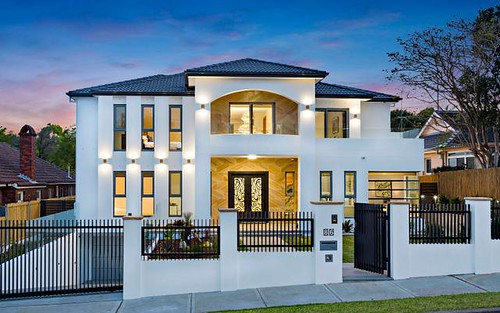 86 NICHOLSON STREET, Strathfield NSW