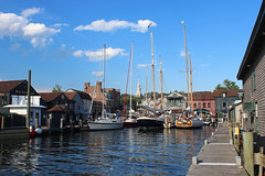 Newport Harbor - Newport, RI (russ david) Tags: newport harbor ri rhode island aquidneck new england boat dock
