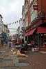 Salisbury (Jainbow) Tags: salisbury city shops cafes dogs people goldenretrievers shoppers jainbow butcherrow bunting