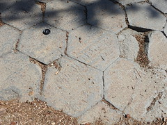 California, Mammoth Lakes, Devils Postpile National Monument DSCN0482 (ianw1951) Tags: basalt california columnarjointing lava usa geology