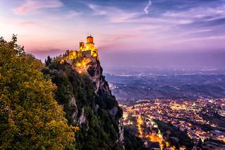 Guaita tower San Marino