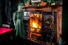 Come closer (Richard_Turnbull) Tags: ghost creepy beamish spook nikon d600 spectre haunt haunted halloween phantom fireplace hearth museum