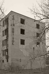_MG_8416 (daniel.p.dezso) Tags: kiskunlacháza kiskunlacházi elhagyatott orosz szoviet laktanya abandoned russian soviet barrack urbex ruin military base militarybase
