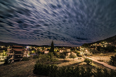 There was a stunning sky under the moonlight (Vagelis Pikoulas) Tags: sky clouds cloudy vilia greece night nightscape longexposure moon moonlight canon 6d tokina 1628mm view november autumn 2017 europe