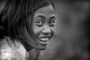 Cambodge: enfant du Tonlé Sap. (claude gourlay) Tags: cambodge portrait claudegourlay retrato nb bw asie asia indochine noiretblanc blackandwhite