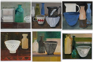 recent still life paintings