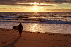 Early Surf (Joe_R) Tags: surfing beach ocean sand sunrise newjersey unitedstates us surf