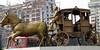 Horse Cart Sculpture @ Dhaka, Bangladesh (Sadot Arefin) Tags: horsecart sculpture dhaka bangladesh canon powershot sx50hs