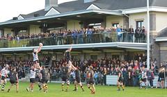 Crowded House (Feversham Media) Tags: kendalrfc kendal prestongrasshoppersrfc rugbygroundsinbritain rugbyuniongrounds rugbygrounds lakeland southcumbria cumbria rugbyunion sportsaction southlakeland northpremierleague newmintbridge