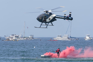 Huntington Beach Police SAR Demo