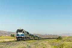 FN4301 EMD GT46-AC (Guillermo Andre) Tags: desierto desiertodeatacama desiertoflorido gt46ac ferronor trenesdechile