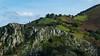 Colina (Oscar F. Hevia) Tags: montaña colina nubes cielo árboles cabaña paisaje vegetacion verde mountain clouds sky trees cottage landscape vegetation green hill asturias asturies españa focesdelriopendón fuensanta nava paraísonatural principadodeasturias spain pras45 principalityofasturias