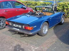 1971 Triumph TR6 2.5 (Skitmeister) Tags: de5900 carspot car auto pkw holland nederland niederlande netherlands skitmeister 2017