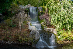 Cascade (musette thierry) Tags: pairidaiza belgique hainaut musette thierry d600 28300mm eau cascade parc jardin europe