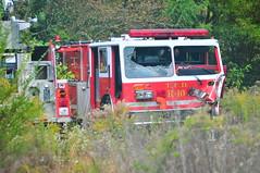 Trenton Fire Department Reserve Engine 10 (Triborough) Tags: nj newjersey mercercounty trenton tfd trentonfiredepartment firetruck fireengine engine reserveengine reserveengine10 kme