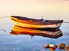 The Beauty of Silence (Francesco Impellizzeri) Tags: trapani sicilia sunset water reflections boat