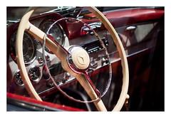 classic car (08dreizehn) Tags: 08dreizehn auto badenwuerttemberg badenwürttemberg deutschland europa europe fahrzeug lenkrad mercedes olympusm45mmf18 olympusomdem10markii oldtimer oldtimertag reutlingen thomashassel allemagne car classiccar germany nullachtdreizehn steeringwheel voiture volant