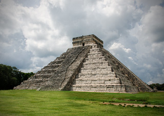 El Castillo - Chichén Itzá  (CT2017_0719)