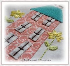 0056 - TBH - La Feliz Cosedora (Sandra Janeth Saa Martínez) Tags: tbh patchwork quilt apliques hechoamano