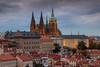 Prague castle - early evening (ladislavzemanek) Tags: praha prague pražskýhrad praguecastle eve czech