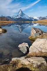 Mont Cervin (fabriciodo) Tags: montcervin matterhorn cervin landscape paysage suisse lacstellisee