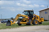 Vancer SL30K (Cat 930K) (Trucks, Buses, & Trains by granitefan713) Tags: cat caterpillar machinery heavyequipment equipment wheelloader loader frontendloader cat930k 930k hirail railroad mow swingloader