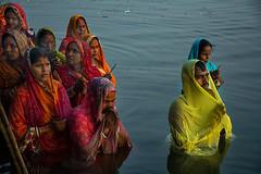 emotion of chhath (mailmesanu20111) Tags: color festivalofindia chhath kolkata indianpeople people nikon nikonflickraward faith custom ritual