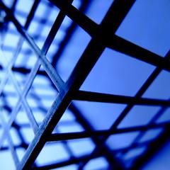 lattice box abstracted (vertblu) Tags: lattice latticebox grid gridpattern grids blue closeup plastic box geometric geometrical geometry kwadrat 500x500 bsquare abstractfeel almostabstract graphical graphic diagonal tilted tilt atatilt vertblu anglesanglesangles abstract abstrakt abstraction abstractsquared abstracted monochrome sidelit sidelight minimal minimalism minimalismus minimum onblue