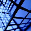 lattice box abstracted (vertblu) Tags: lattice latticebox grid gridpattern grids blue closeup plastic box geometric geometrical geometry kwadrat 500x500 bsquare abstractfeel almostabstract graphical graphic diagonal tilted tilt atatilt vertblu anglesanglesangles abstract abstrakt abstraction abstractsquared abstracted monochrome sidelit sidelight minimal minimalism minimalismus minimum onblue