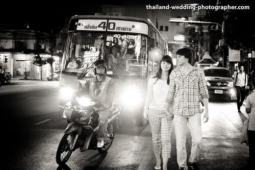 China Town Bangkok Thailand Wedding Photography   NET-Photography Thailand Photographer