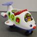 GR115, Little people, Vliegtuig