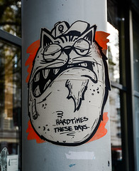 HH-Wheatpaste 3471 (cmdpirx) Tags: hamburg germany reclaim your city urban street art streetart artist kuenstler graffiti aerosol spray can paint piece painting drawing colour color farbe spraydose dose marker stift kreide chalk stencil schablone wall wand nikon d7100 paper pappe paste up pastup pastie wheatepaste wheatpaste pasted glue kleister kleber cement cutout