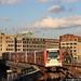 Europa, Deutschland, Hamburg, Hamburg, nordöstlich des U-Bahnhofs Baumwall, U-Bahn-Linie U3
