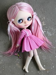 SweetDays early style pinkie :)