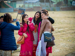 Photo time (CamelKW) Tags: abc annapurnabasecamptrek annapurnaregiontrek kathmandu mbc machapuchare machapucharebasecamp nepal pokhara
