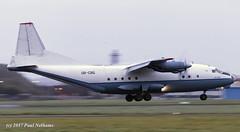 URCBG An-12 Cavok (Anhedral) Tags: urcbg antonov an12bk cavokair transport landing shannonairport cvk7193 einn snn