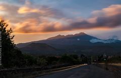 IL VULCANO IN UN TRAMONTO DI FINE ESTATE (Fabrizio Zuccarello) Tags: sunset tramonto vulcani nature sicilia italia italy scienze science natura etna