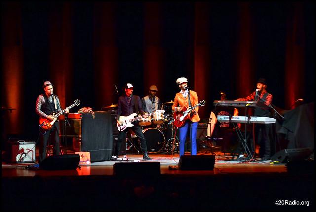 Fantastic Negrito - Arlene Schnitzer Concert Hall - Portland, OR - 09/29/17