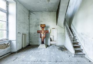 - The cross -