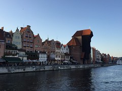 Gdansk, Gdynia and Sopot, Poland, September 2017