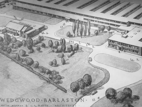 Wedgwood, Barlaston