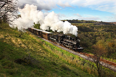 Pant departure (ralph.ward15) Tags: baldwin pant breconmerthyr steam narrowgauge