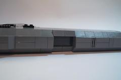 Lego Halo 2 Magnum: Slide Forward ({Jim.Kromastus}) Tags: lego halo halo2 m6c magnum