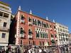 Venedig - Stadtrundgang (Seesturm) Tags: 2017 seesturm bus busfahrt italien venedig lagune venecia markusplatz dogenpalast säufzerbrücke dom rialtobrücke gondoliere kanäle kanal brücke brücken lagunenstadt weltkulturerbe