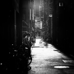 smoking break/タバコ休憩 (s_inagaki) Tags: smoking break tokyo snap monochrome blackandwhite jupiter850mmf2 bnw bw たばこ 休憩 東京 モノクロ スナップ 白黒