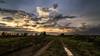 Dramatic sky over Alvaret (Magnus_R) Tags: alvaret clouds hdr highdynamicrange moln solnedgång sommar summer sunset sverige sweden öland